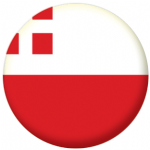 Utrecht Region Flag 58mm Mirror